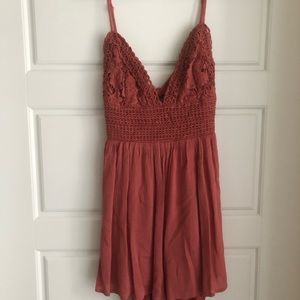BRAND NEW Wander Shop Lace Romper